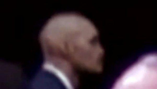 ¿Obama tiene a extraterrestres reptileanos en su servicio de seguridad?