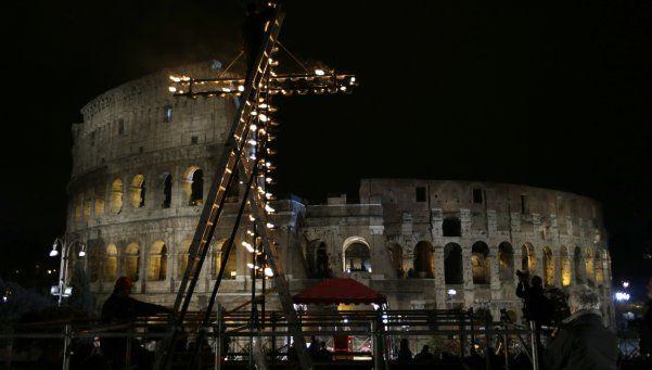 El Papa Francisco: La Cruz de Cristo es una palabra de amor