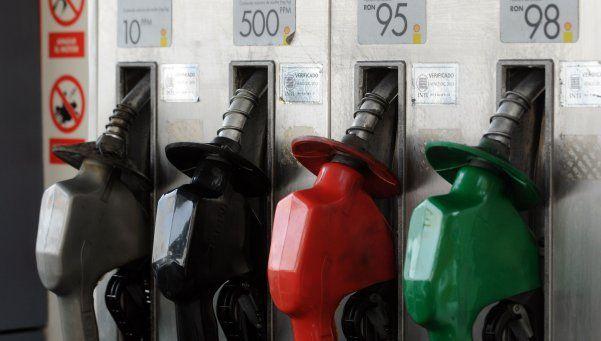 Preocupación por la caída de venta de combustibles
