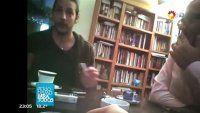Leo Fariña, Lázaro Báez y la denuncia que sacudió la web