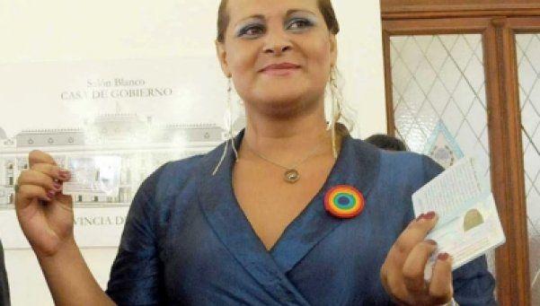 Alejandra Ironici, la primera transexual que ganó una elección