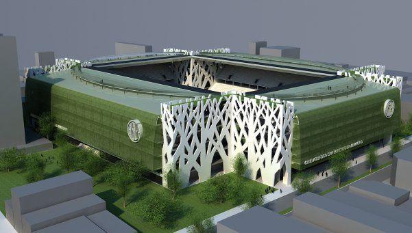 ¿Cómo se va a llamar el nuevo estadio de San Lorenzo?