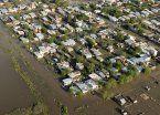Plan de obras para evitar inundaciones sigue paralizado en La Plata