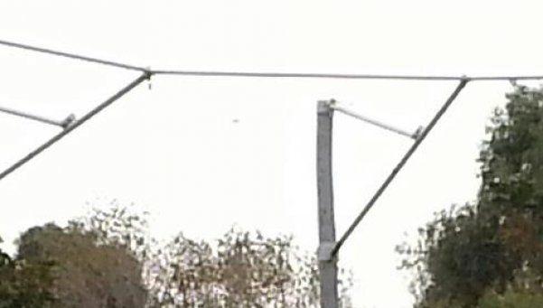 Impresionante avistaje de OVNI en San Clemente