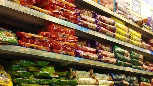 Las listas de los precios congelados acordados por el Gobierno