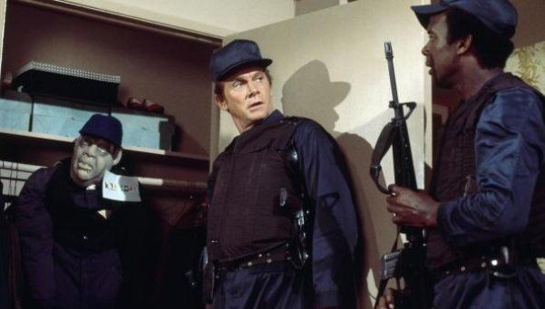 Murió el protagonista de la serie SWAT