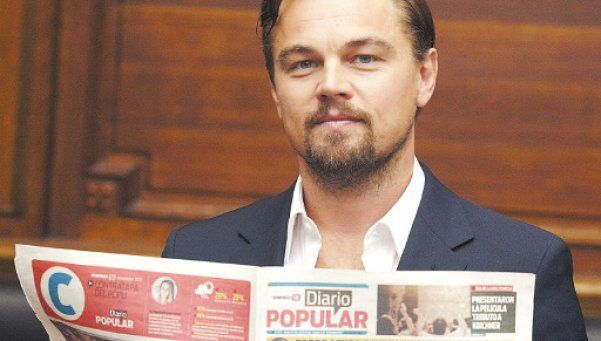 DiCaprio se salvó de milagro en accidente automovilístico