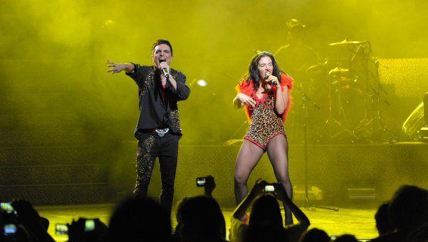Show con Tan Biónica, Miranda! y Maxi Trusso