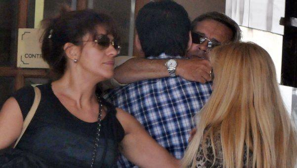 Último adiós a Ángeles Rawson en Pilar