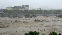 China: medio millón de personas evacuadas por tifón