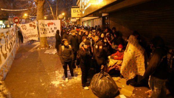 Indio Solari en Mendoza: ricoteros buscan sus entradas
