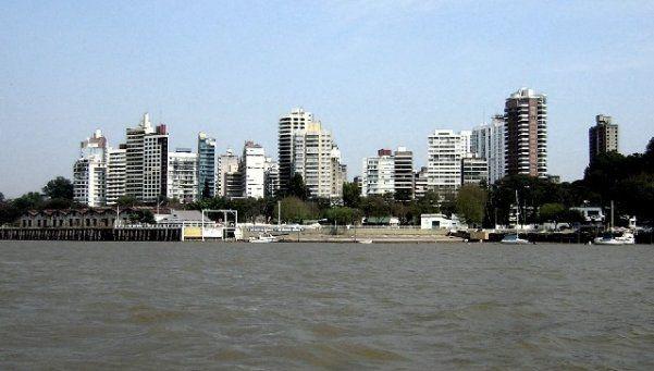 Encuentran muerta a una mujer en el río Paraná, en Rosario