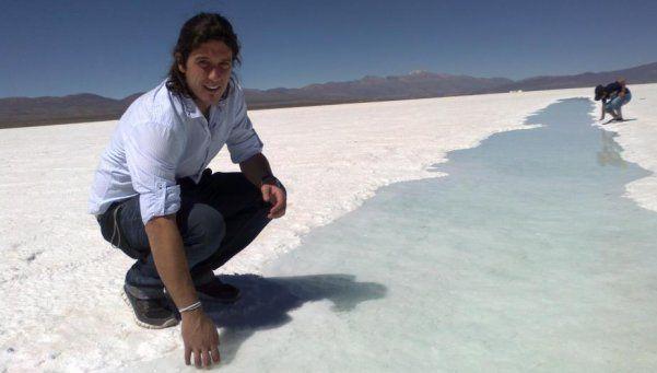 Rosario: ¿dónde está Santiago Laguía?