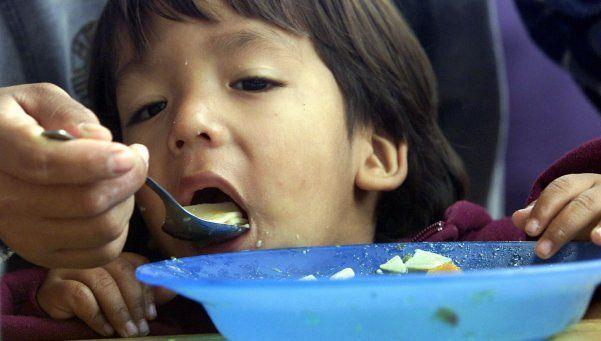 Dos de cada diez niños son pobres en la Argentina