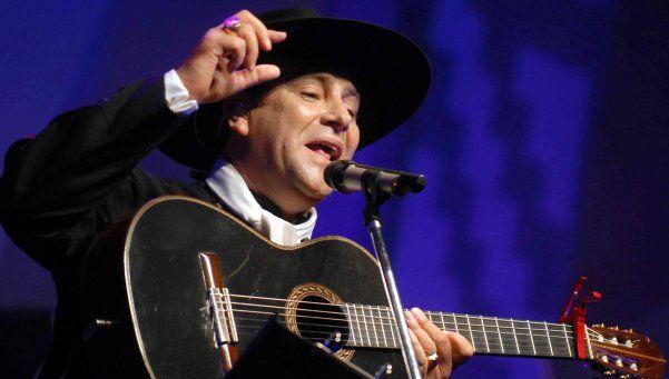 El Chaqueño Palavecino ofreció un recital vibrante