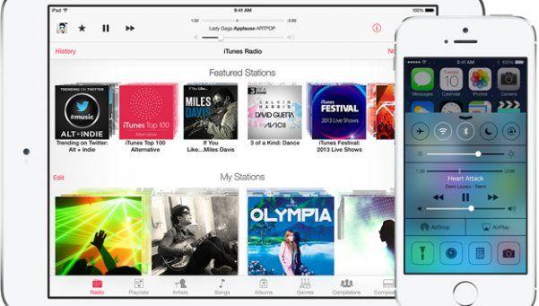 Ya se puede descargar el iOS 7