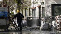 Metrogas informó que escape de gas en Lanús fue controlado