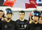 AFA suspendió provisoriamente a Laverni y Navarro