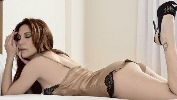 Celina Rucci fue a promocionar nuevo ciclo y se quedó sin aire