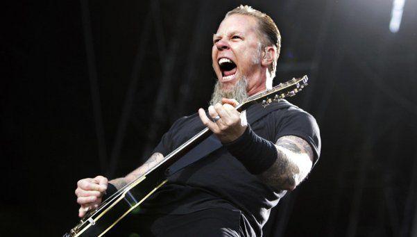 Metallica estrenó video y primer corte de su nuevo disco