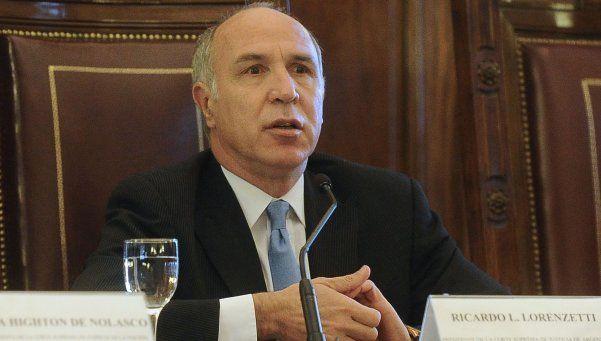 Escándalo de corrupción salpica al entorno de Lorenzetti