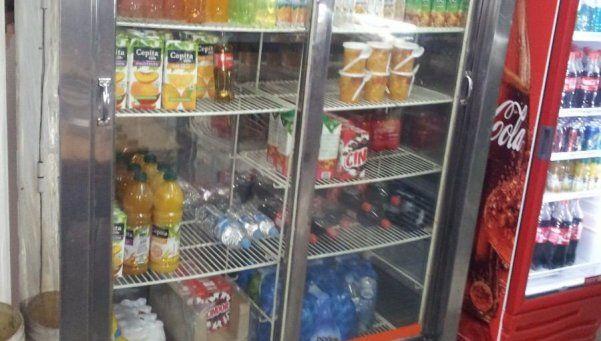 Industria de alimentos y bebidas cayó un 2,6%