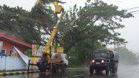 Haiyan, el tifón más violento del año, sacude Filipinas