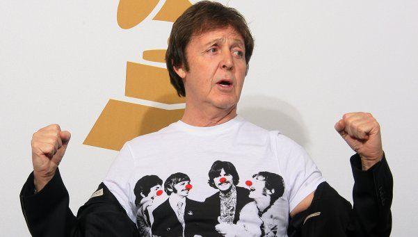 Confirmado: Paul McCartney hará tres fechas en Argentina, en mayo