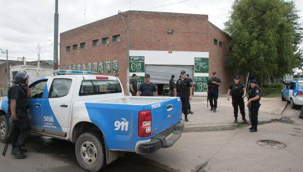 Intentos de saqueo en Rosario: 3 heridos y 40 detenidos