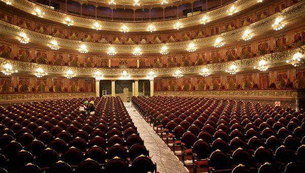Abrirán el Teatro Colón para celebrar casamientos