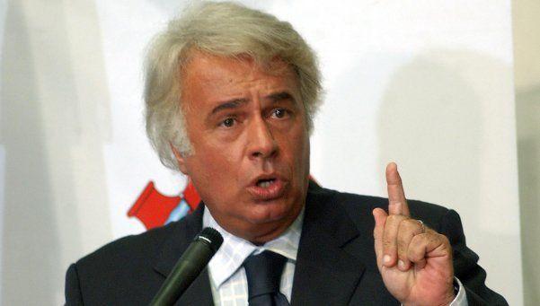 De La Sota: No voy a votar a Scioli, porque sería votar a Zannini