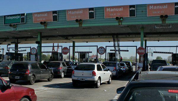 El peaje de la Autopista Buenos Aires-La Plata subirá un 25% en octubre