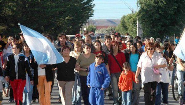 Petroleros de Las Heras: tres condenados a prisión perpetua