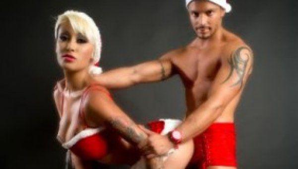 La orgía navideña de Tamara Gala y otras modelos