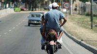 Mujer perdió el embarazo en violento robo de motochorros