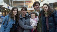 Los argentinos de Greenpeace regresan hoy al país