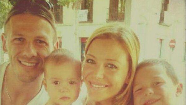 Eva Anderson y Demichelis: ¿embarazados?