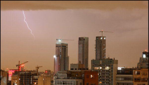 Arranque con mal tiempo para porteños y bonaerenses - DiarioPopular.com.ar