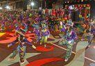 Los carnavales movilizaron al turismo con todo su color