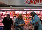 Suben las ventas en los súper y shopping, pero caen las de electro