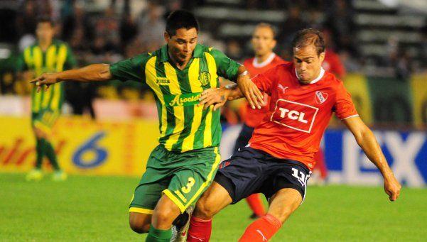 Aldosivi-Independiente y Arsenal-Defensa, con visitantes
