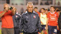 De Felippe: No me voy a ir porque quiero ascender a Independiente