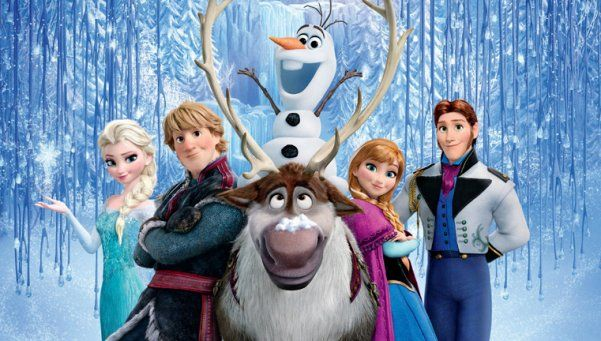 "Se viene ""Frozen, el musical"""