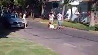 Salió a la luz el video del linchamiento y muerte del joven rosarino