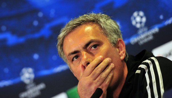 El Chelsea despidió a Mourinho