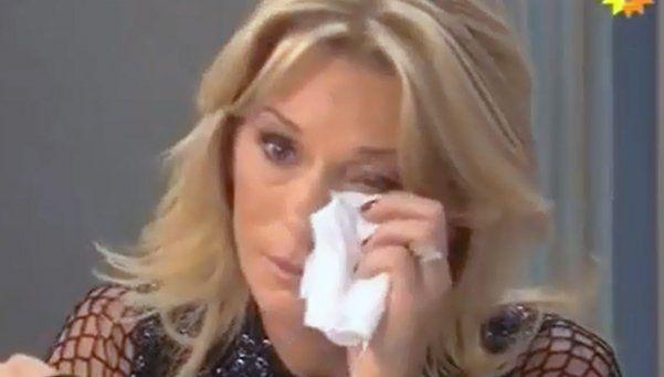 Beto Casella hizo llorar a Yanina Latorre en lo de Mirtha