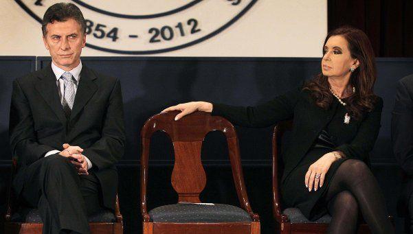 Macri sobre Cristina: Ella estuvo muy ausente estos meses