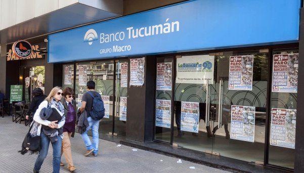 Bancarios recibirán compensación de $14.500 a cuenta de paritarias