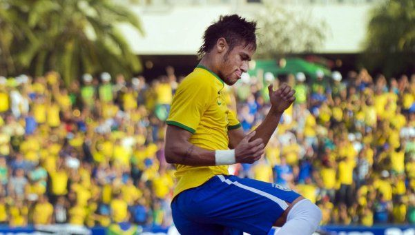 Con Neymar, Dunga dio la lista para enfrentar a Argentina