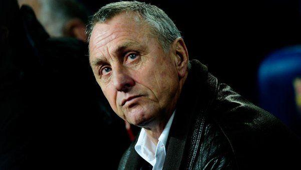 Dolor en el fútbol: murió Johan Cruyff